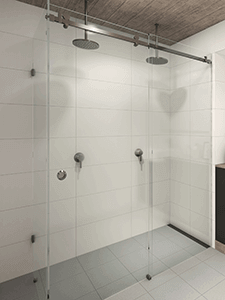 shower screens brisbane